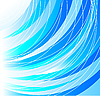 Vector clipart: Blue abstract background