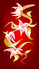 Vector clipart: Flowers
