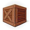 ID 3081667 | Stare drewniane pudełko | Klipart wektorowy | KLIPARTO