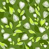 Vektor Cliparts: Nahtlose Blumenmuster