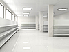 Empty hall | Stock Illustration