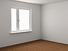 Empty room | Stock Illustration