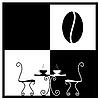 Векторный клипарт: Логотип для кафе