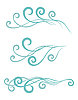 Vector clipart: Waves.