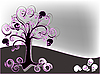 Vector clipart: abstract tree