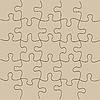 Векторный клипарт: коричневый абстрактный фон