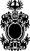 Vector clipart: medieval heraldic shield