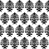 Vector clipart: seamless victorian background