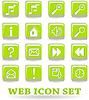 Векторный клипарт: набор иконок для веб-