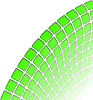 Vector clipart: green abstract background
