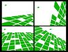 Vektor Cliparts: die grüne abstrakten Hintergrund
