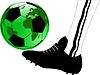 абстрактный фон футбол спорт