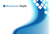 Vector clipart: blue background
