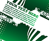 Vector clipart: Grunge background with place for your text
