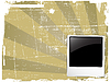 Vector clipart: grunge style abstract background