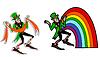 Vector clipart: leprechaun