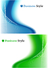 Vector clipart: abstract background set