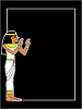 Vector clipart: egyptian god