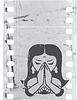 Vector clipart: indian girl