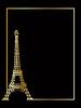 Vector clipart: eiffel tower eps 8