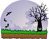 Vector clipart: Halloween designs