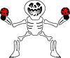 Vector clipart: Halloween design