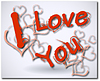 Vector clipart: Valentine`s Day card