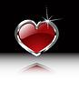 Vector clipart: valentine`s heart