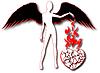Vector clipart: heart design e