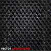 Векторный клипарт: абстрактной плоскости на черную стену