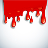 Векторный клипарт: абстрактный фон крови