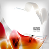 Abstract Red Background -