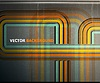 Vector clipart: abstract color strip metal grunge background