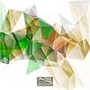 Multicolor (Grün, Braun, Gelb) Entwurf