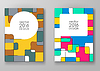 Set of abstract design templates | Stock Vector Graphics
