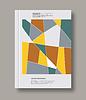 Векторный клипарт: абстрактный геометрический фон из треугольников