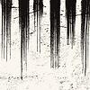 Vector clipart: Grunge stripe background