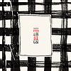 Vector clipart: Grunge grid background