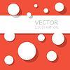 Circle modern business design template | Stock Vector Graphics