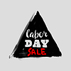 Vector clipart: happy labor day
