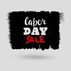 Vector clipart: happy labor day