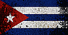 ID 3054302 | Cuba Grunge Flag | High resolution stock photo | CLIPARTO