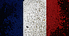 ID 3054310 | France Grunge Flag | High resolution stock photo | CLIPARTO