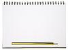 Photo 300 DPI: Notepad and Pencil