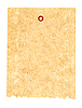 Paper label   Stock Foto