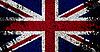 Grunge Flag Of UK | Stock Foto