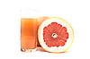 Sok grejpfrutowy | Stock Foto