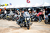 Photo 300 DPI: Bikers at the bike show
