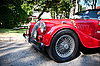 Photo 300 DPI: Morgan Plus 8 on Vintage Car Parade