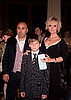 Russian singer Valeriya with family | Stock Foto